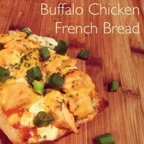 Made with Love: Chicken Buffalo