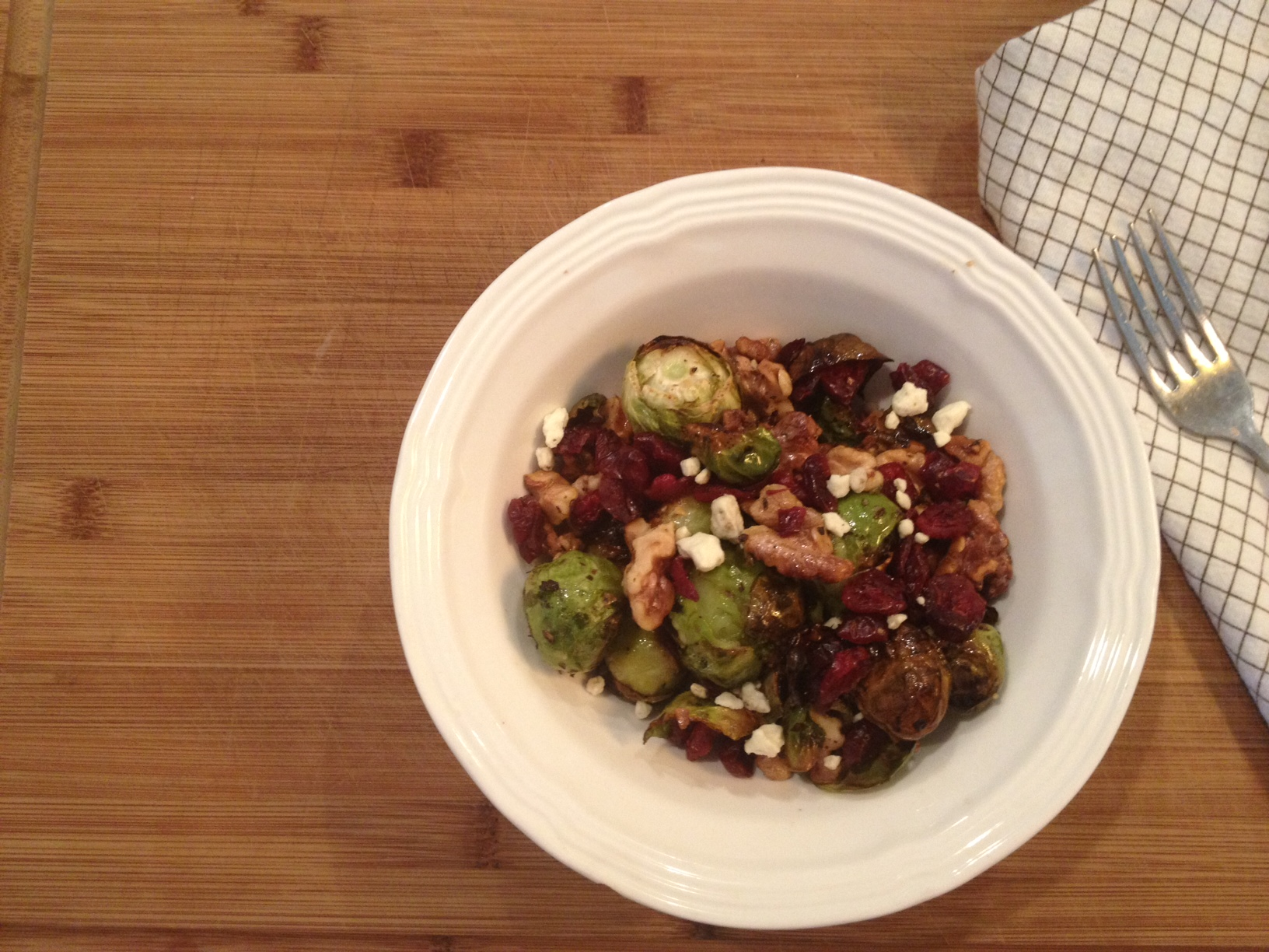 Made with Love: Brussels Sprouts