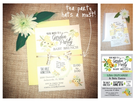 Made with Love: Invite Design
